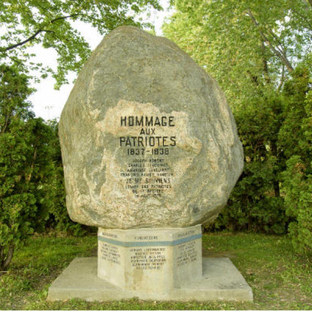 1837 – Rébellion des Patriotes