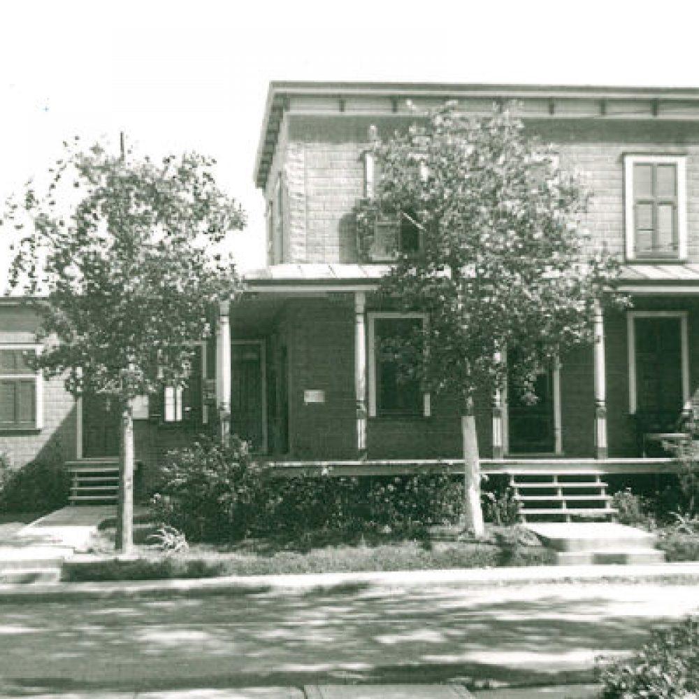 1911 – Arrivée du bureau de poste