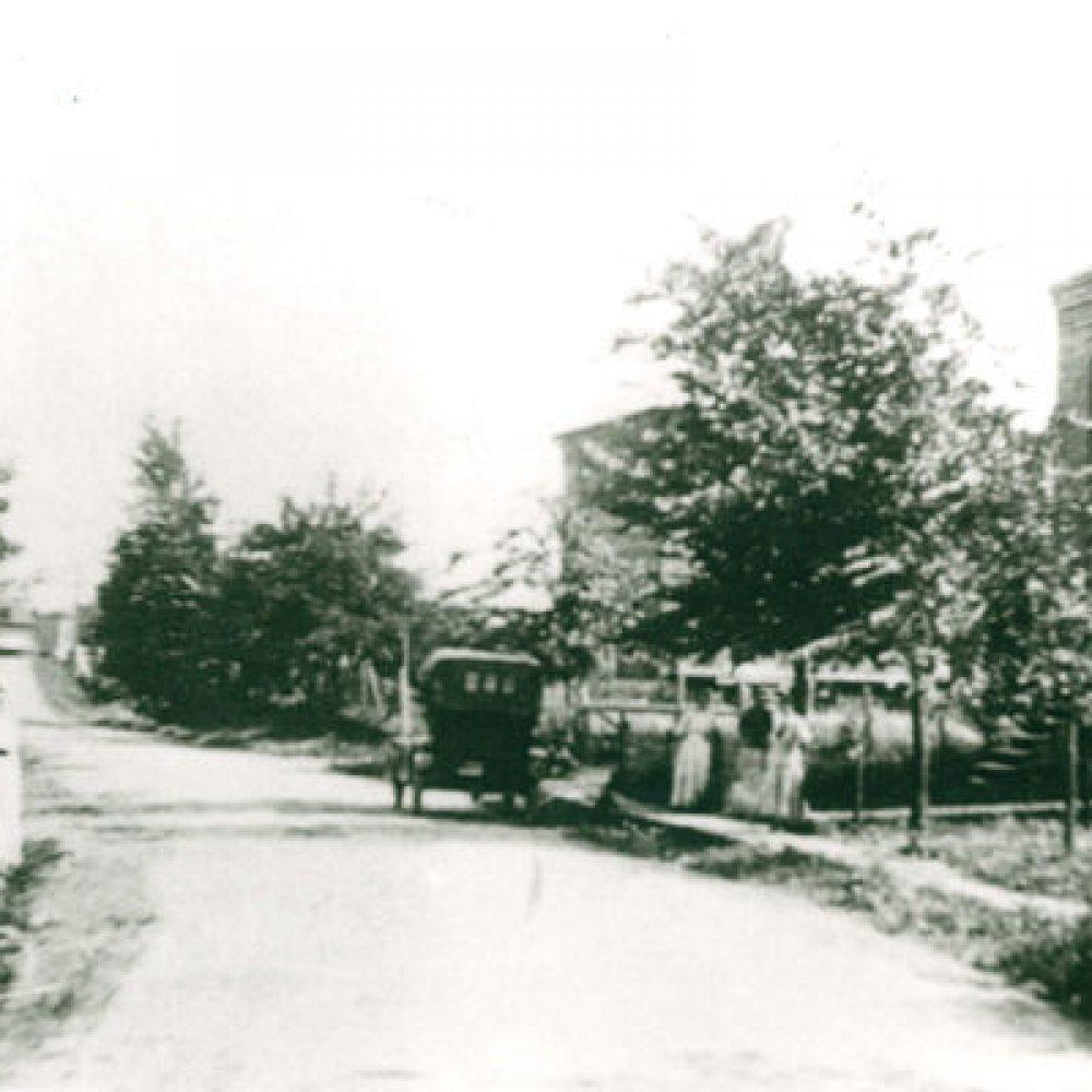 1925 – route Édouard-VII