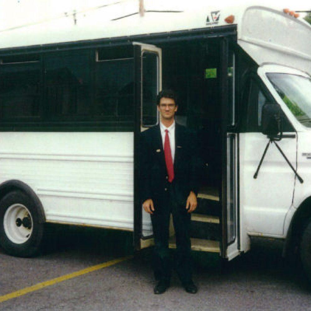 1994 – Arrivée du service d'autobus CIT Le Richelain