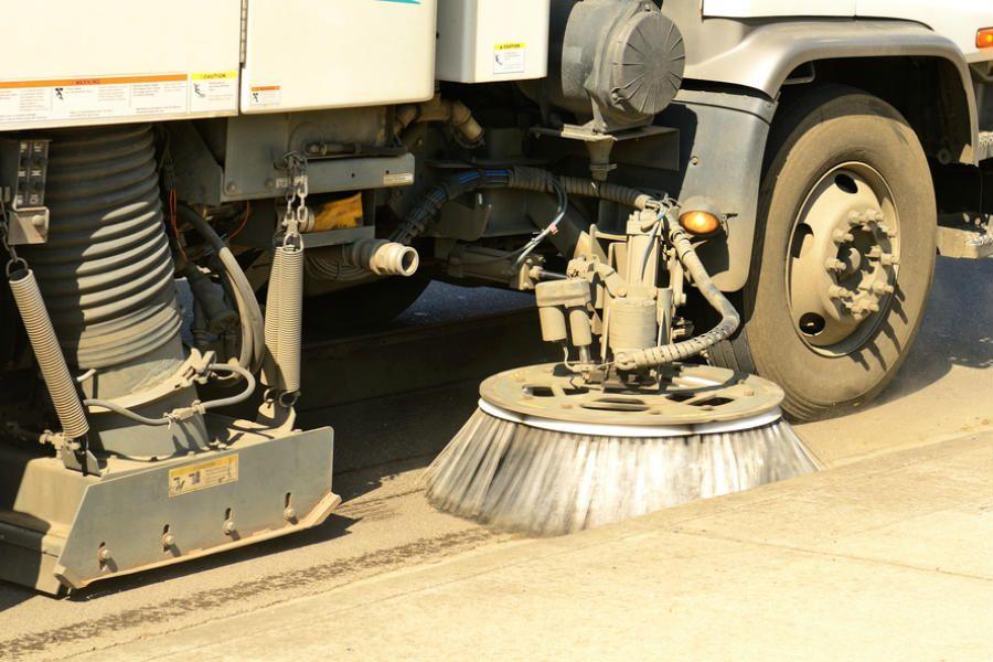 Nettoyage des rues et entretien