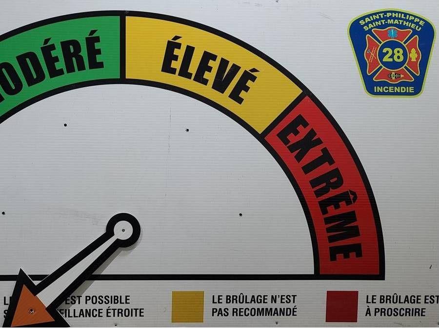 Campagne de sensibilisation pour les feux à ciel ouvert