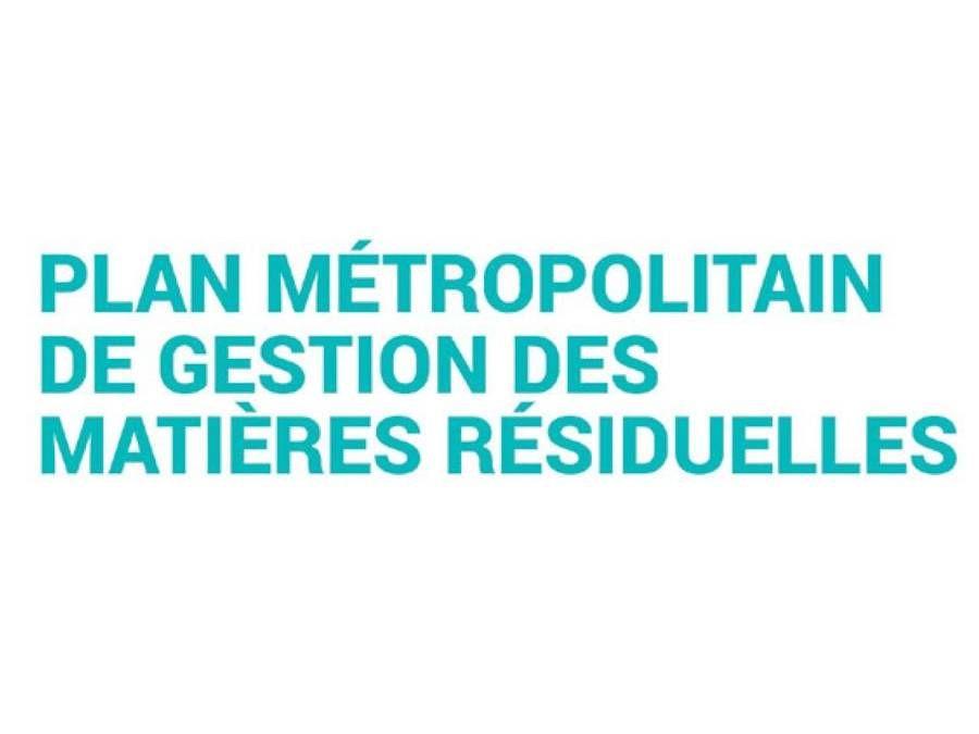 Plan métropolitain de gestion des matières résiduelles 2015-2020